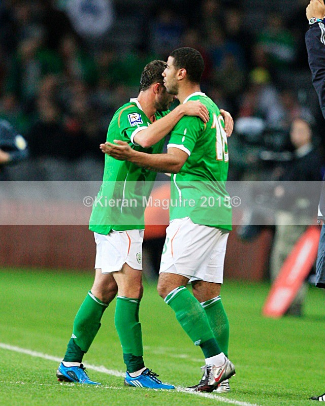 _MGN8999 - FIFA World Cup Qualifer Republic of Ireland v Montenegro 14/10/09