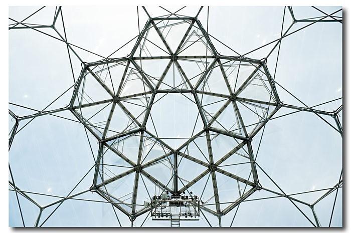 Eden Project - Architecture