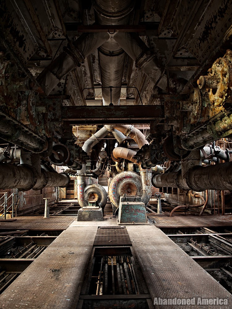 Crawford Power Station (Middletown, PA) | Sci-Fi - Crawford Power Station