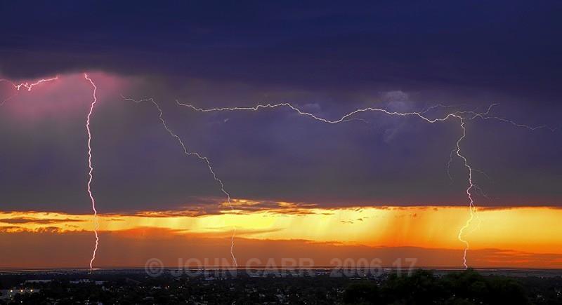 SunSet Lightning-HDR - LIGHTNING TRIGGER PHOTOS