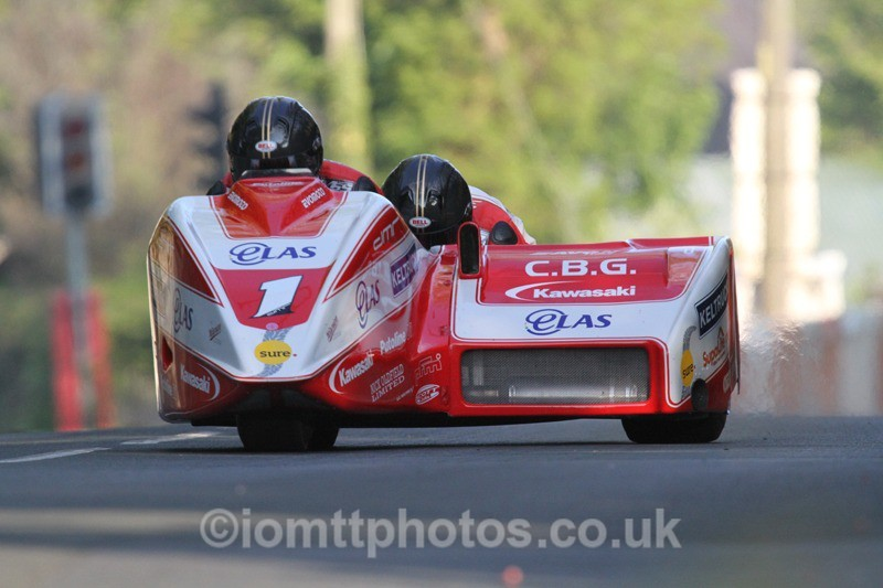 IMG_5428 - Thursday Practice - TT 2013 Side Car