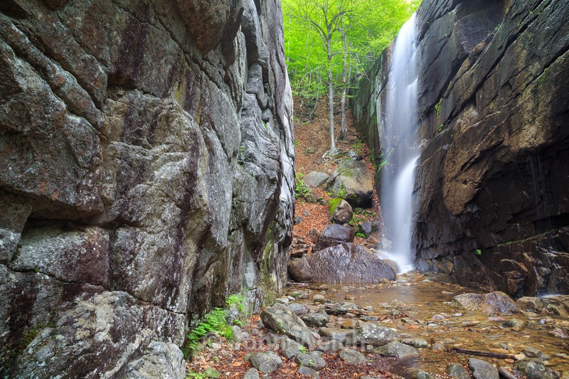 Pitcher Falls - White Mountain National Forest and Northern New Hampshire