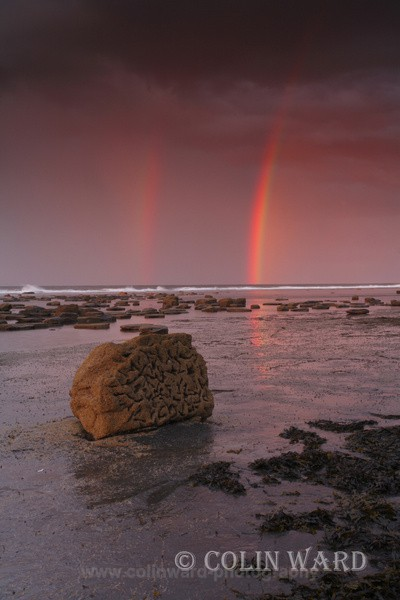 Saltwick Rainbow - North Yorkshire and Cleveland