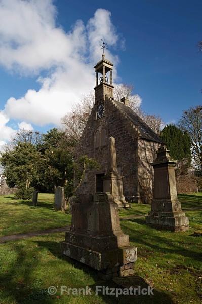 St John's Kirk (circa 1729), Lochwinnoch, Renfrewshire. - Renfrewshire
