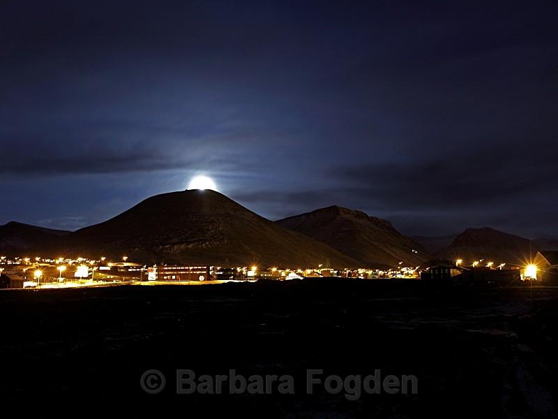 Longyearbyen 6652 - Polar night