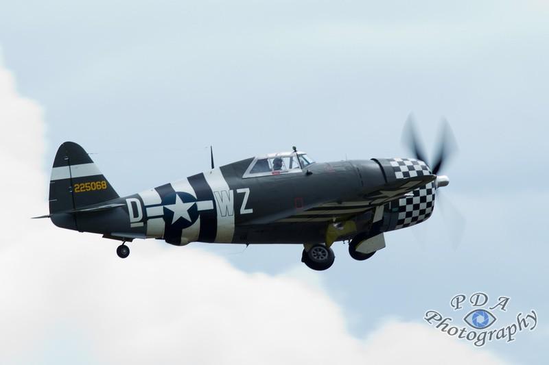 44 P-47G Thunderbolt