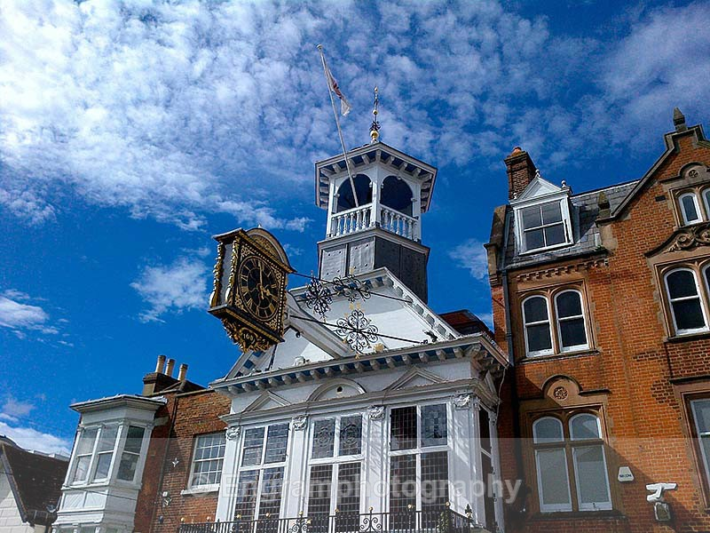 Guildhall Clock_R20120827-00019- - Cityscapes