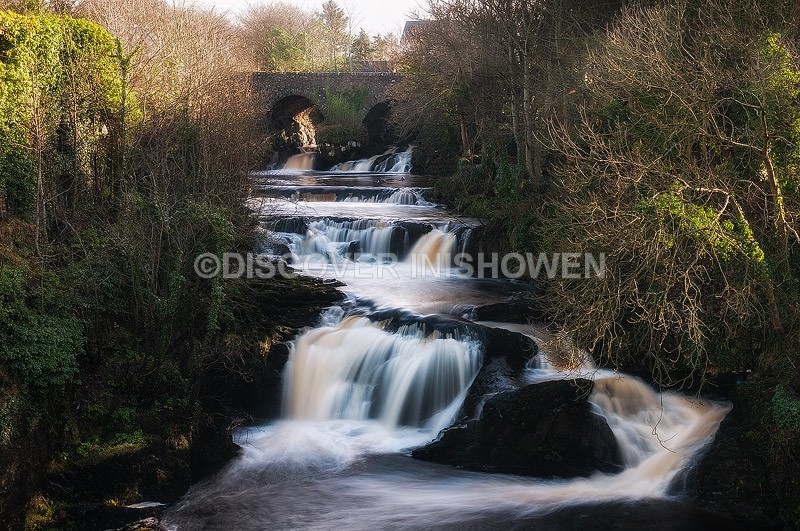 Mill River- Buncrana - Inishowen peninsula
