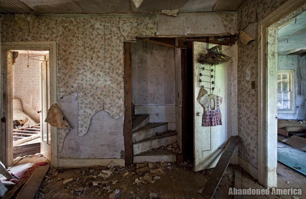 Abandoned House - Matthew Christopher's Abandoned America