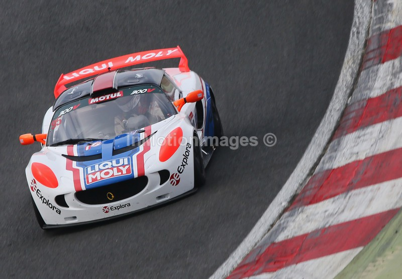 - Lotus cup Euro Rd2 @ Brands Hatch