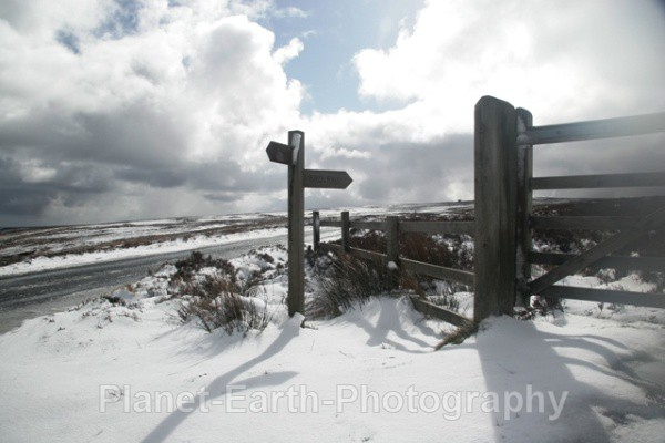 Cleveland Way - Changing Seasons