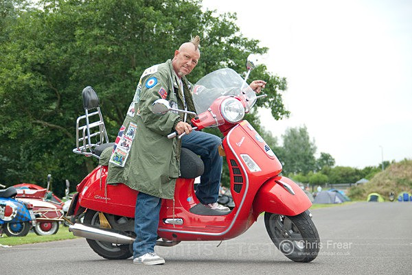 Scooter Carl - Recent Images