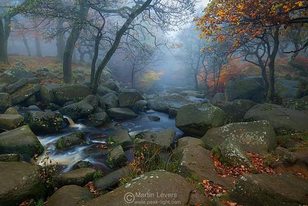 Padley Mist - Peak District