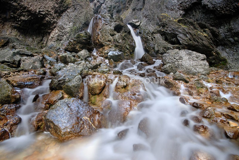Goredale Scar Waterfall   Yorkshire Dales Photography Gallery