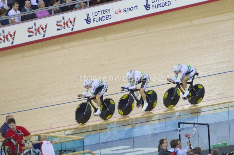 WCC-154 - World Cup Cycling Olympic Velodrome
