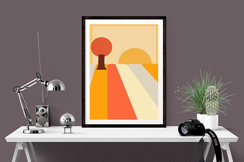 - Illustration Prints