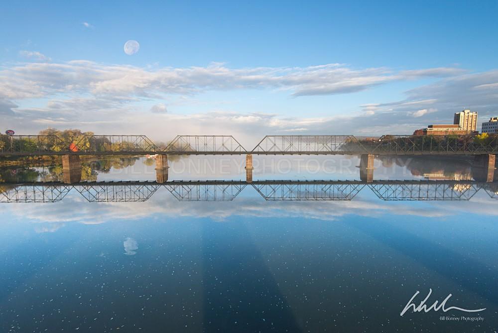 Walnut Street Bridge - Harrisburg Area, Pennsylvania