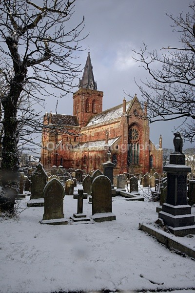 St Magnus Cathedral, Kirkwall - Orkney Images