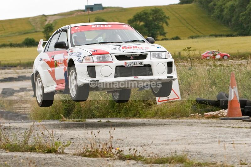 - Bishopscourt Rally 2008