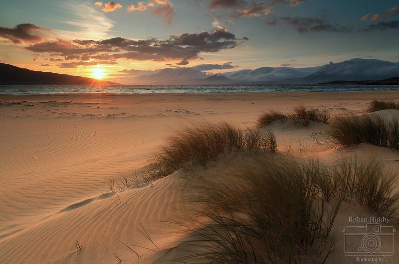 Luskentyre Breeze - Scotland Seascapes