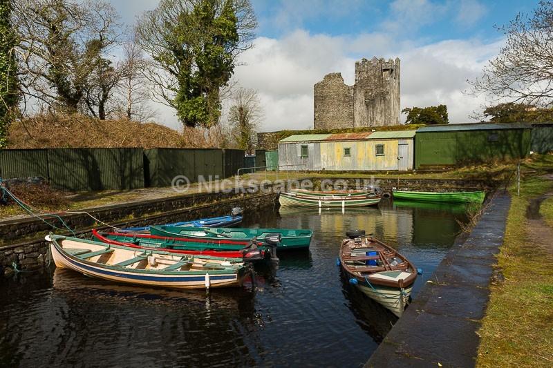 Ross Castle - Killarney, Co Kerry, Ireland - Ireland