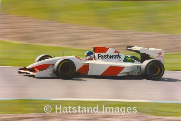 Derek Warwick - motorsport