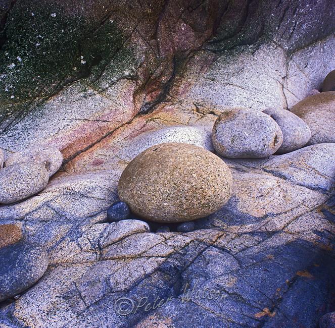 Porth Nanven Cornwall England - Elemental
