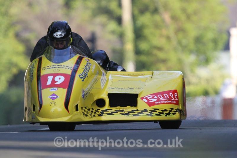 IMG_5498 - Thursday Practice - TT 2013 Side Car