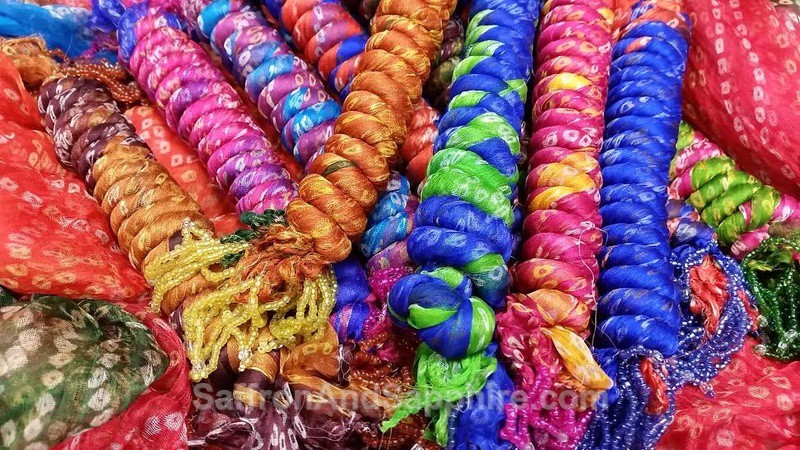 Traditional Silk Scarves