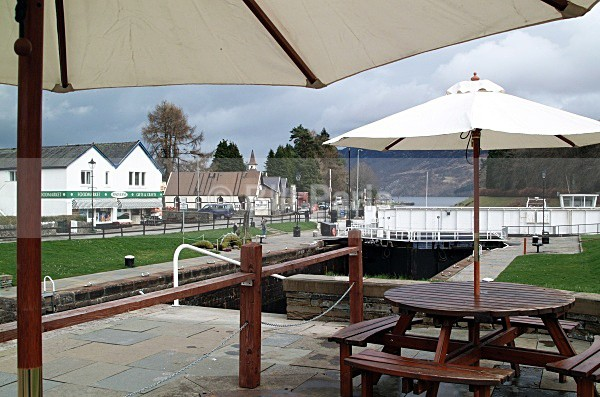Fort Augustus - Land and Sea