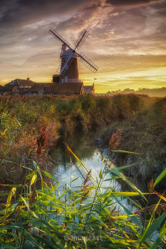 Clay Windmill portrait - The Gallery