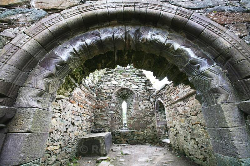 Kilmalkedar Church - Ruins and Not So Ruined