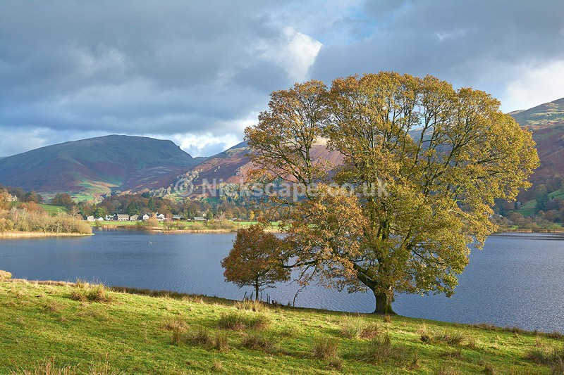 Rydal Water at Autumn   Landscape Photography from the Lake District
