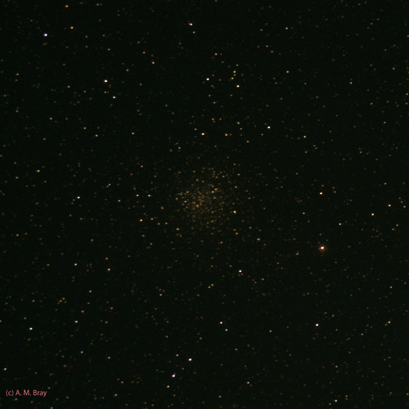 NGC6712 in Sct - Globular Star Clusters