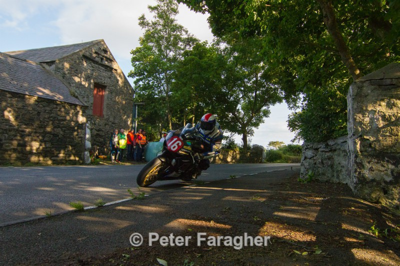 Mike Russell - Southern 100 Road Races