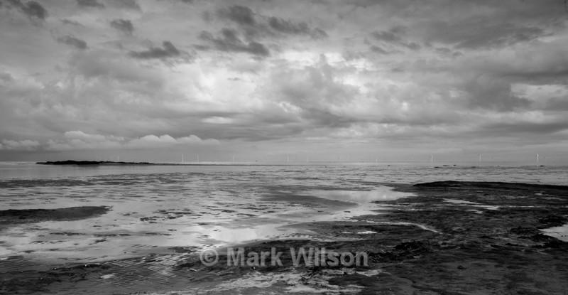 Hoylake beach - Land and seascapes