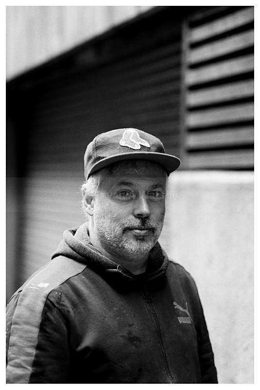 Julien - Portraits