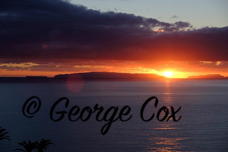 Desertas Islands Sunrise - Madeira