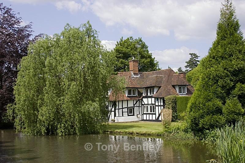 English Cottage, Loose - Landscapes