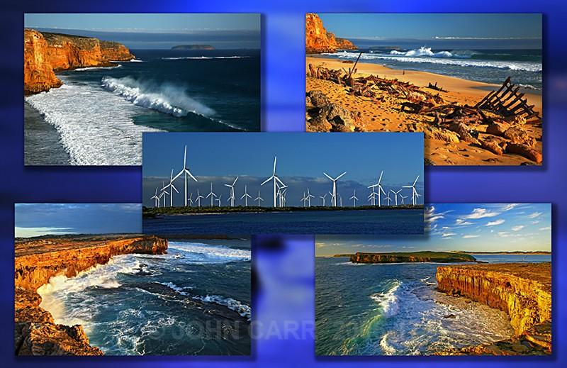 Yorke Peninsula Quintych-1 - MONTAGES