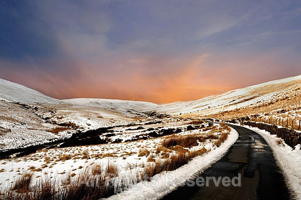 Winter1157 - Landscape and Countryside Wales