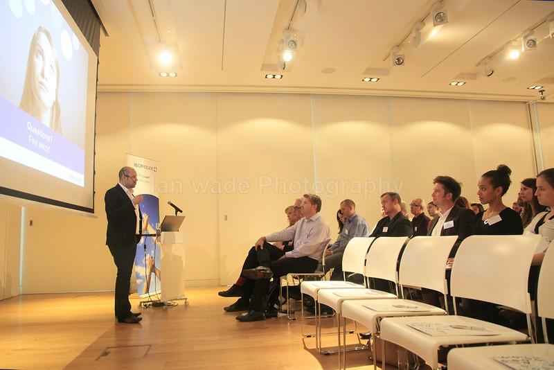 Reciprocate Forum - Reciprocate Forum - London 2015