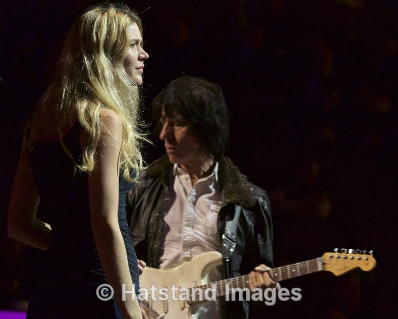Joss Stone and Jeff Beck - music