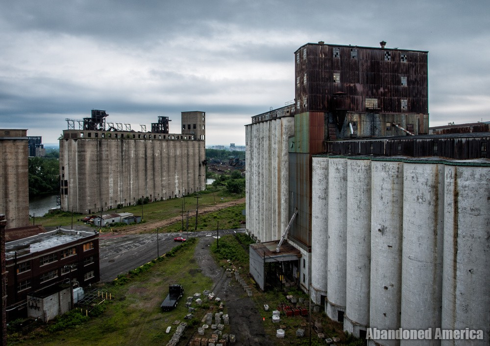 The Buffalo Grain Silos | their country's pride - The Buffalo Grain Silos