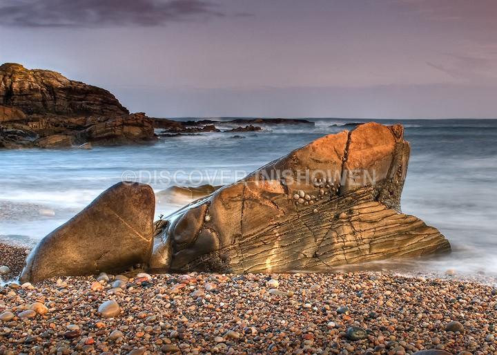 Rocks at Ballyhillin - Nature