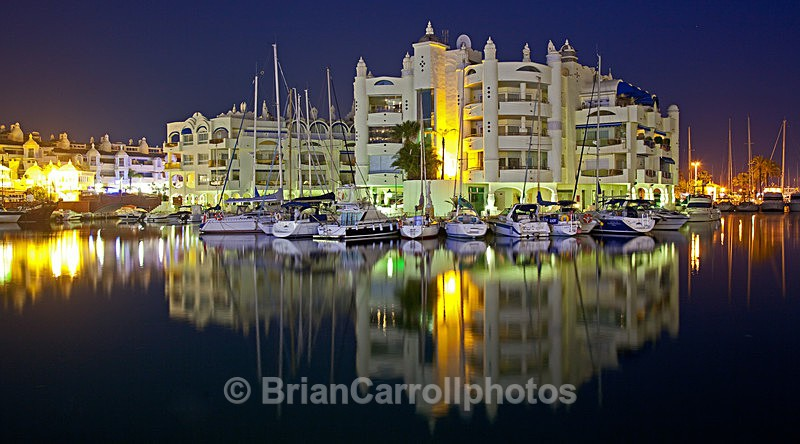 Benalmadena Marina, near Malaga, Spain - Costa del Sol, Spain