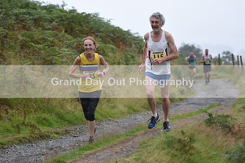 BOR_6417 - Round Latrigg Fell Race Wednesday 16th August 2017