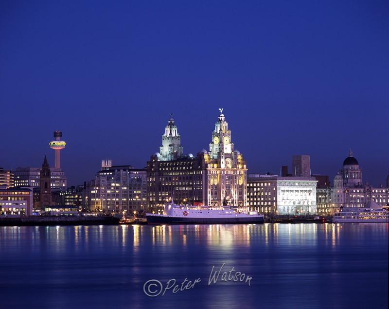 Liverpool England - Urban