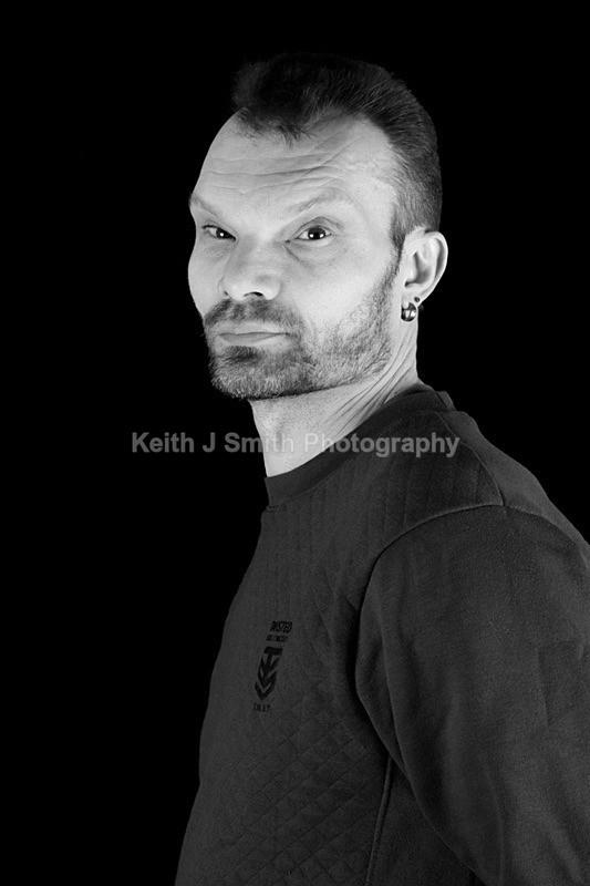 8SKJ0579BW - Profile Shoot