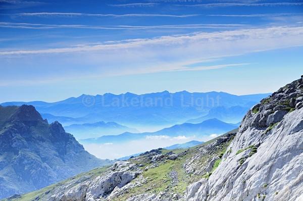 - Picos de Europa, Spain